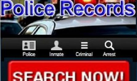 Search Police Records